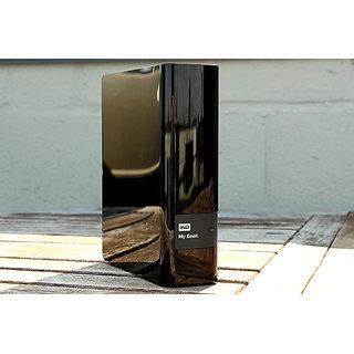 4TB-Western-Digital-My-Book-Desktop-Storage-External-Hard-Drive-WD-Usb-3-0 Image