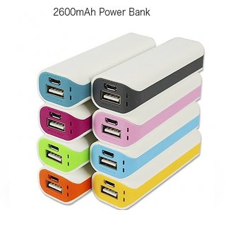 Callmate 2600 MAH Power Bank