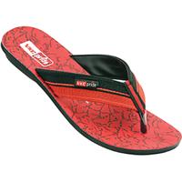 VKC Pride Red Slippers for Men-1020