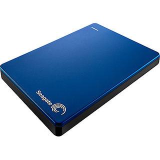 Seagate Backup Plus Slim 2TB USB 3.0 HDD + Free 200 3D 2D Blu Ray Movies