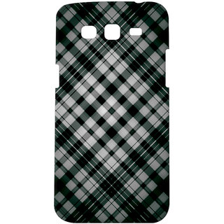 Gripit Fabric Pattern Case For Samsung Galaxy Grand 2
