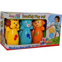 Mera ToyShop Bowling Play Set-(Multicolor)