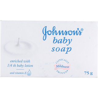 Johnsons Baby Soap - 75gm