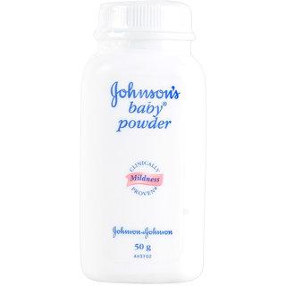 Johnsons Baby Powder - 50gm