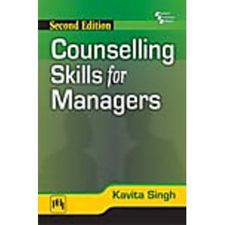 Counselling Skills For Managers Second Edition