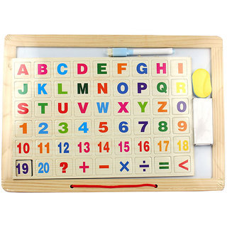 Baybee Shoppee Wooden Alphabet Board And Slate