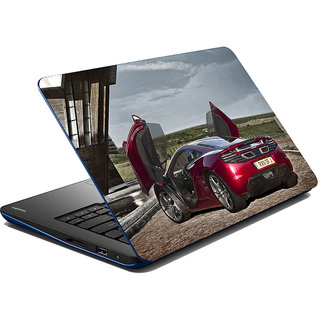 meSleep Airdoor Car Laptop Skin