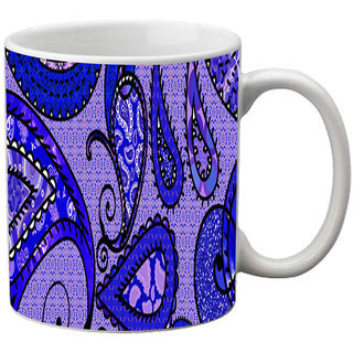 meSleep Paisley Mug