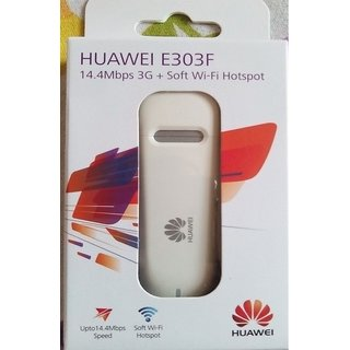 Buy Huawei E303F 14.4Mbps 3G + Soft Wi-Fi Hotspot Data Card
