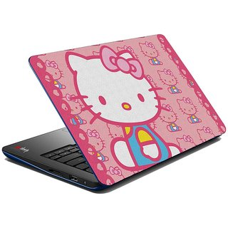 meSleep Kitty Laptop Skin