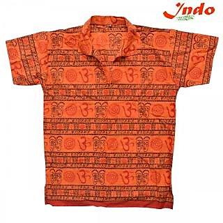 Indo Om Kurta For Man