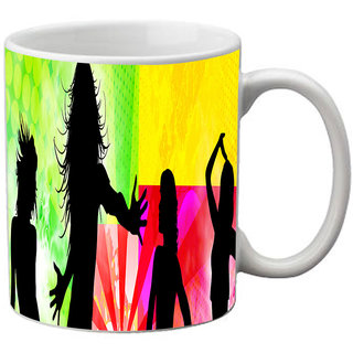 meSleep Lets Dance Mug