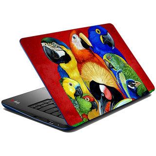 meSleep Parrot Laptop Skin