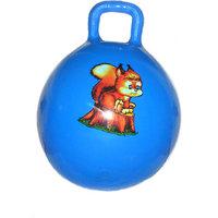 Tickles Blue Jumping Ball Stuffed Soft Plush Toy 40 Cm