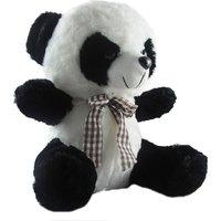 Tickles WhiteBlack Cute Russian Doll with Music Stuffed Soft Plush Toy Love Girl 26 cm