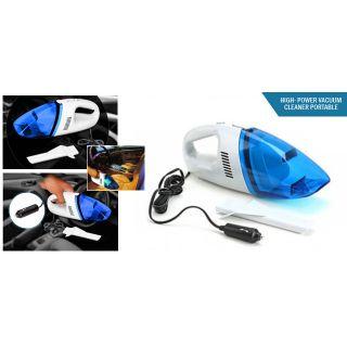 12- V Portable Car Vaccum Cleaner Wet Dry-Vacuum Cleaner