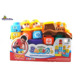 Toyzstation Educational Blocks