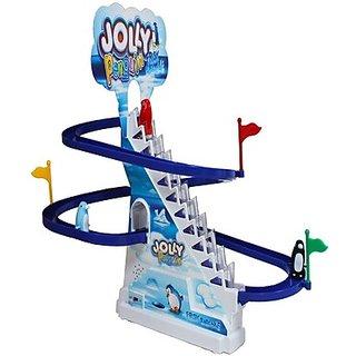 Toyzstation Jolly Penguin Race Set