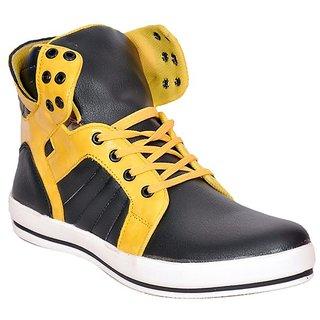 Shooz Smart Yellow Casual Shoes