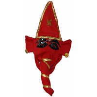 Ganesha Cloth Mask For Everyone Ganesh Puja And Fancy Dress Competition