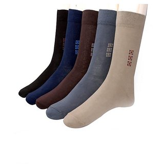 Alfa Janta Multicolor Mens Socks