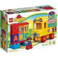 Lego Duplo My First Bus (Multicolor)