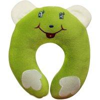 Wonderkids Teddy Baby Neck Pillow Green