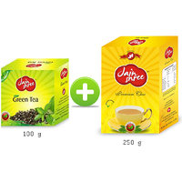 Green Tea And Premium Tea