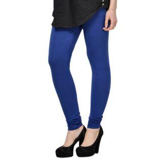 Getkot India Blue Cotton Leggings