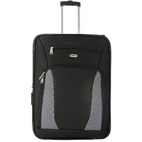 Morocco Uprights Trolley 75 cms Black Color For Travel