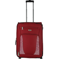 Morocco Uprights Trolley 55 cms Red Color For Travel