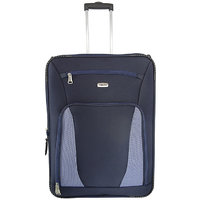 Morocco Uprights Trolley 65 cms Blue Color For Travel