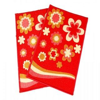 Ritika Carpets Velvet Medium Door Mat  r1506