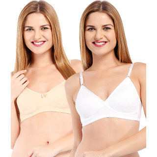 Beyouty  Full Coverage Bra (Pack of 2)