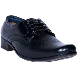 Funku Fashion Nice Leather Lace Up Derby Shoes