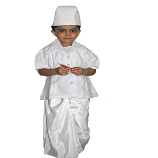 Nurse costume for kids for fancy dress competitions and school functions