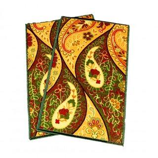 Ritika Carpets Velvet Medium Door Mat  r1502