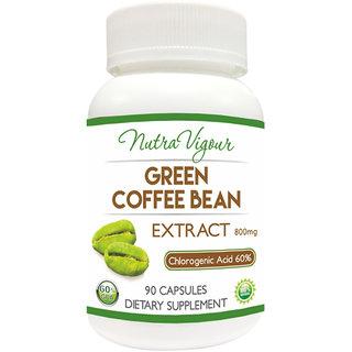 Green Coffee Beans 1 Bottles