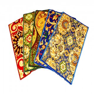 Ritika Carpets Velvet Medium Door Mat  R1505
