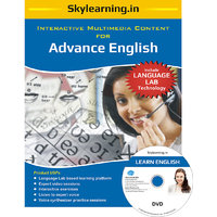 Advance English CD/DVD Combo Pack
