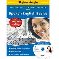Spoken English Basics CD/DVD Combo Pack