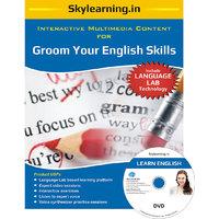 Groom Your English Skills CD/DVD Combo Pack