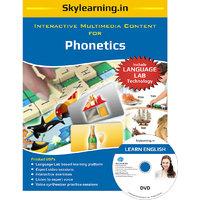 Learn Phonetics CD/DVD Combo Packnglish CD/DVD Combo Pack