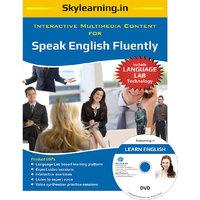 Speak English Fluently CD/DVD Combo Pack