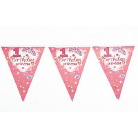 QuotSweet At One Princess Quot Theme Banner
