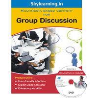 Group Discussion CD/DVD Combo Pack