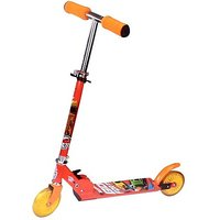 Excel Innovators Hot Wheels Two Wheeler Scooter (Red)