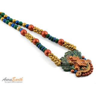 Terracotta Jewellery handmade