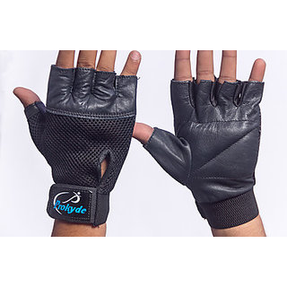 Prokyde Hit Gym Fitness Gloves (XL Black)