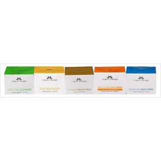Even Tone Skin Combo - (  DPC50gm, STE50gm, FBM50gm, MDC50gm, NNC50gm)